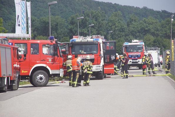 Feuerwehr Wörth An Der Donau